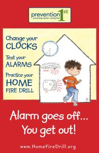 Practice Your Home Fire Drill!