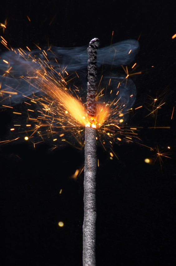 How Safe are Sparklers?
