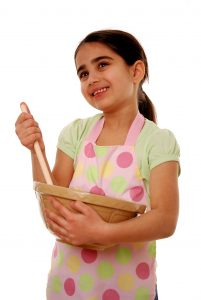 Cooking_young_girl_with_bowl