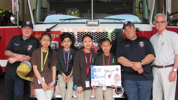 10th Annual Fire Safety Poster Contest