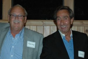 Harvey Bunis and Stephen Rogoff